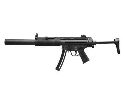 HK MP5 .22 LR Rifle, Matte Black - 81000468