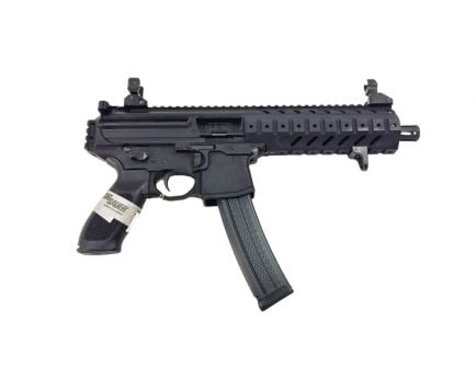 Sig Sauer Pistol MPX 9mm With PSB MPX-P-9-PSB