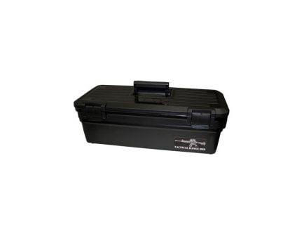 MTM Case Gard Tactical Range Box, Black