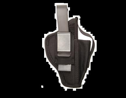 BLACKHAWK! Nylon Ambidextrous Multi-Use Holster (Size 36)- 40AM36BK