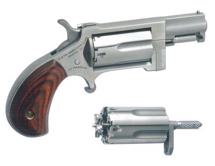 "North American Arms Sidewinder 2.5"" 22 LR Revolver"