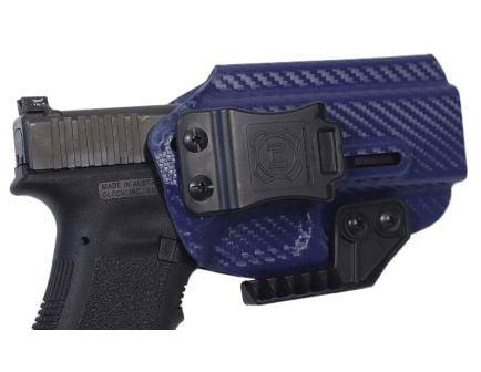 Nerd IWB Glock 17/22/31 Holster For Sale, Carbon Fiber Blue