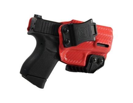 Nerd IWB Glock 17/22/31 Holster For Sale, Carbon Fiber Red