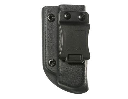 Nerd Mausoleum Double Stack Glock 9/40/357 Magazine Holder, Black
