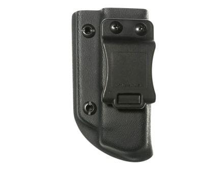 Nerd Mausoleum Single Stack Micro 9mm Magazine Holder, Black