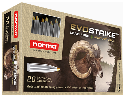 Norma EVOStrike .30-06 Ammo 139 Grain Lead Free 20rds - 20177342
