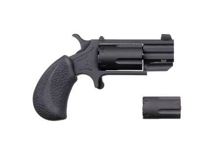 North American Arms Pug Shadow .22 WMR/.22 LR Revolver, Black