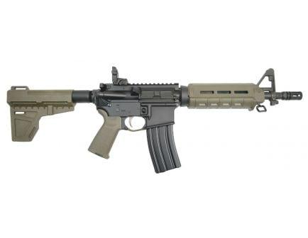 complete 10.5 inch ar pistol