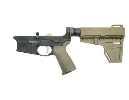 OD Green PSA AR 15 complete lower receiver