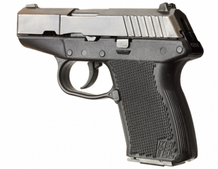"Kel-Tec P-11 9mm 3.1"" Blued Barrel with Black Polymer Grips"