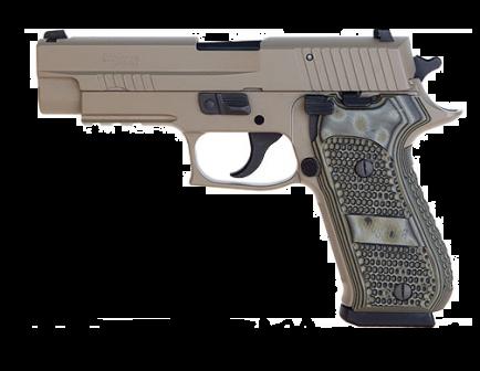 Sig Sauer P220 Scorpion .45 ACP 220R-45-SCPN