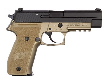 Sig Sauer P226 Combat E26R-9-CBT