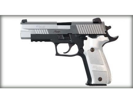 P226R 9mm Platinum Elite 2tone E26R-9-PSE