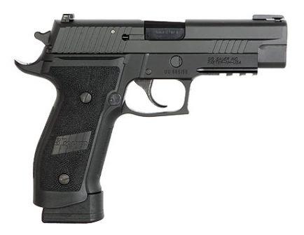 Sig Sauer P226 Tactical Operations E26R-9-TACOPS