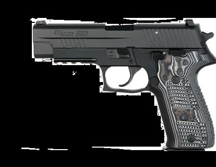 SIg Sauer P226 Extreme .40 E26R-40-XTM-BLKGRY