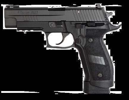 SIg Sauer P226 .40 S&W Tactical Operations E26R-40-TACOPS
