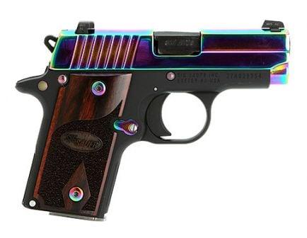 Sig Sauer P238 Rainbow Pistol -  238-380-RBT