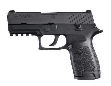 Sig Sauer P250 Compact .45 ACP Black Nitron Finish 250C-45-B