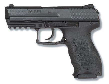 H&K P30 9mm M730901-A5