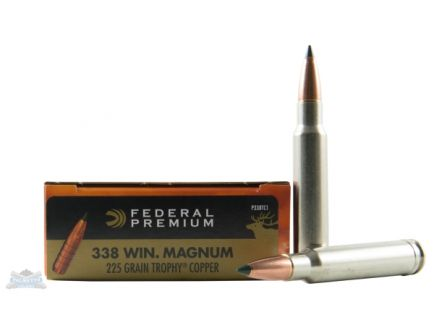.338 Win Mag Ammo