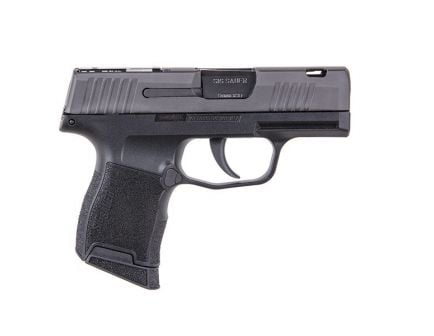 SIG Sauer P365 SAS Micro Compact 9mm Pistol (1 EXTRA MAGAZINE FROM SIG)