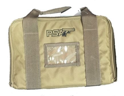 Palmetto State Armory Soft Pistol Case, Flat Dark Earth