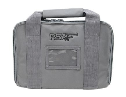 Palmetto State Armory Soft Pistol Case, Gray