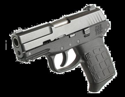 Kel-Tec PF-9 9mm Pistol, Black - PF9BBLK