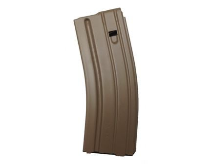 DISC      D&H 30rd 5.56 Magazine, Desert Tan