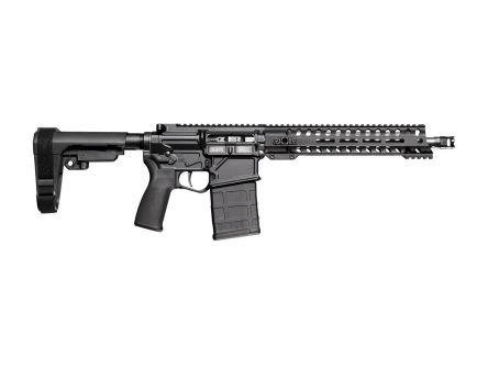 """POF Rogue 12.5"""" .308 Winchester AR-10 Pistol, Black"""