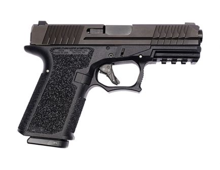 Polymer 80 P80 Compact 10 Round 9mm Pistol | Black