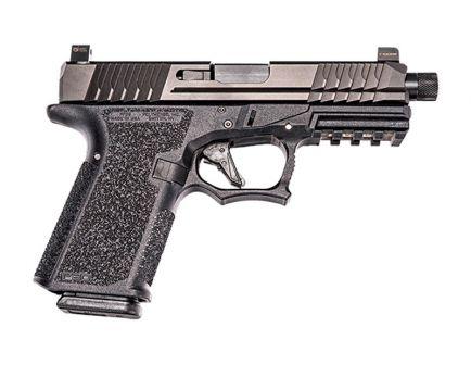 Polymer 80 P80 Compact 9mm Threaded Barrel 9mm Pistol, Black