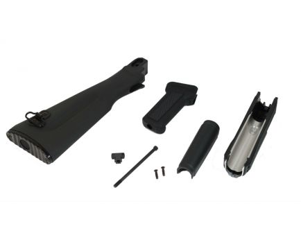 PSAK-47 Classic Polymer Furniture & Hardware Kit Black