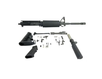 "PSA 16"" M4 Carbine-Length 5.56 NATO 1/8 Phosphate Classic Rifle Kit, Black"