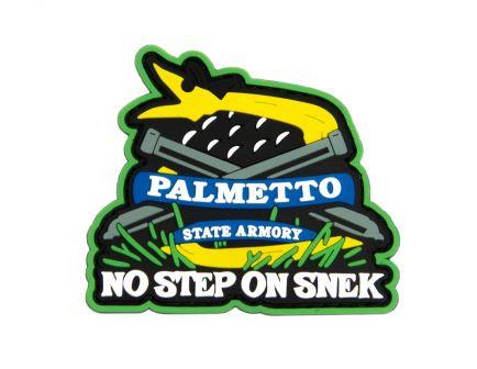 """PSA """"No Step On SNEK"""" PVC Morale Patch"""