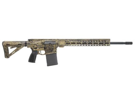 "PSA Custom Realtree Timber Gen3 PA10 20"" Rifle Length .308 WIN 1:10 Teflon Coated Stainless Steel 15"" Lightweight M-Lok 2-Stage Rifle"