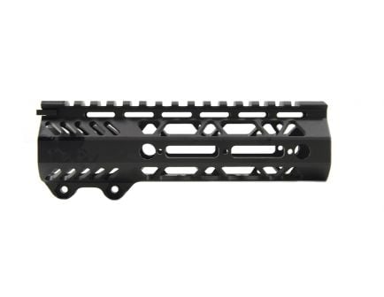 "PSA Custom Cross-Cut Lightweight 7"" MLOK Partial Picatinny Handguard"