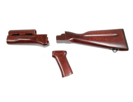 PSA Custom Series AK-47 Red Wood Furniture Set