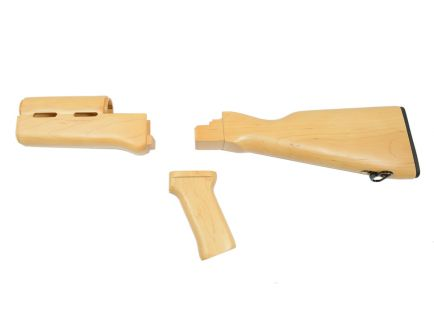 PSA Custom Series AK-47 Blonde Wood Furniture Set - 5165491654