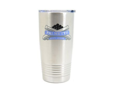 Palmetto State Armory 20 oz. Stainless Steel Tumbler w/ Lid