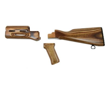 PSA CUSTOM SERIES AK-47 NUTMEG FURNITURE SET
