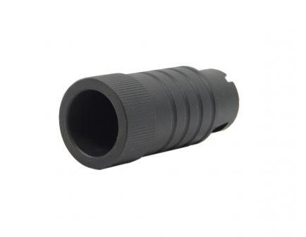 PSA Custom AK-V Faux Bulgarian 4-Piece 9mm Flash Can - 1/2x28