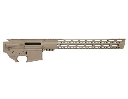 "PSA Custom AR-15 Builder Set, Tan - 15"" Handguard"