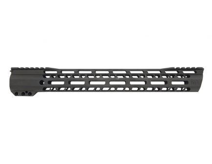 """PSA Custom 15"""" V2 MLOK Lightweight Slant Handguard"""