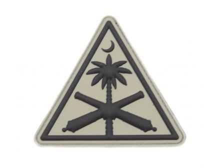 PSA PVC AK Roll Mark Patch