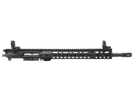 "PSA 16"" 5.56 NATO 1/7 Socom Nitride 13.5"" Lightweight M-Lok Upper w/ NiB BCG, CH, & MBUS Sight Set"