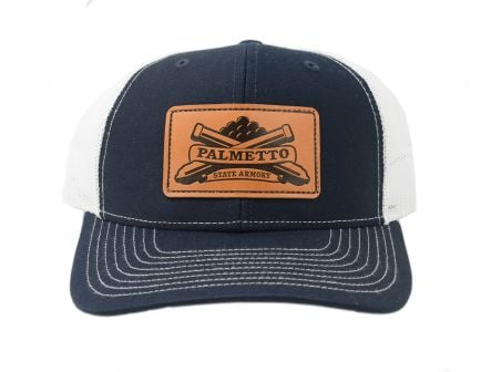 PSA Trucker Hat, Youth - Navy/White