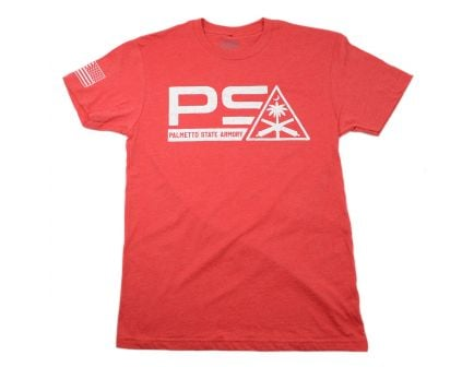PSA Custom AK Roll Mark Tee, RED - PSAAKRMTEE