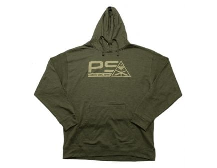 PSA Custom AK Roll Mark Hoodie, Army Green