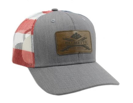 PSA Custom Stars and Stripes Mesh Back Trucker Hat